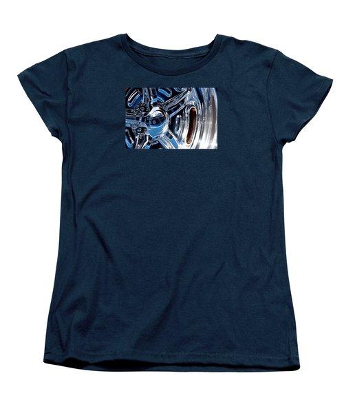 Budnik Wheel 02 Women's T-Shirt (Standard Cut)