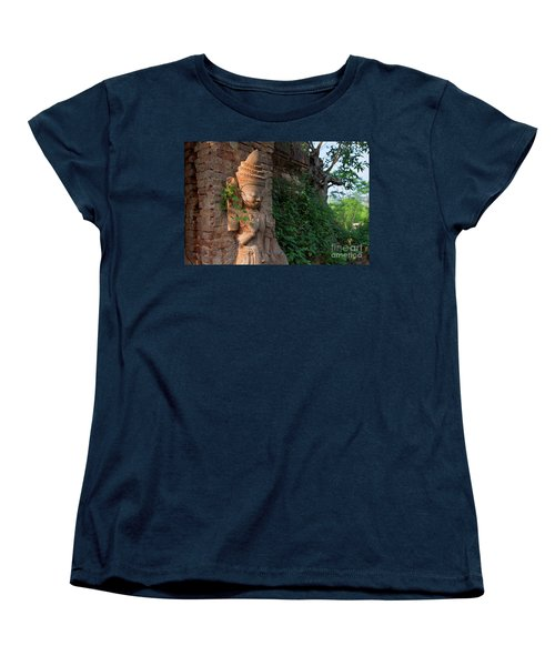 Burma_d195 Women's T-Shirt (Standard Cut) by Craig Lovell