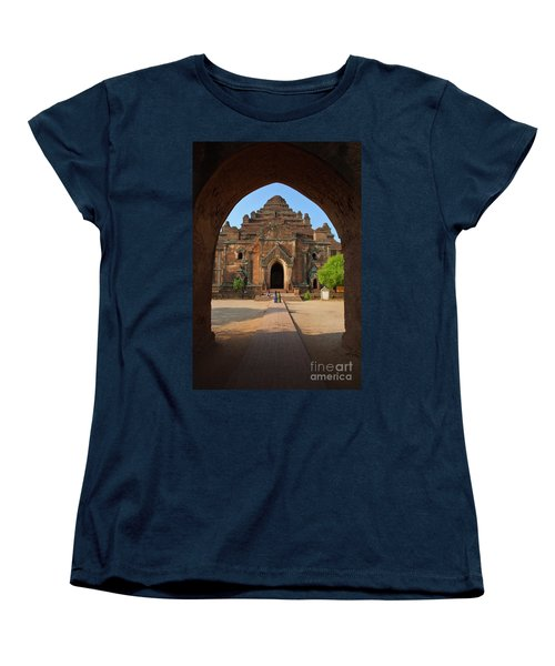 Burma_d2095 Women's T-Shirt (Standard Cut) by Craig Lovell
