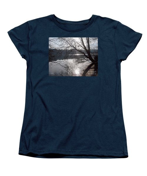 Burnaby Walk Women's T-Shirt (Standard Cut) by Kim Prowse