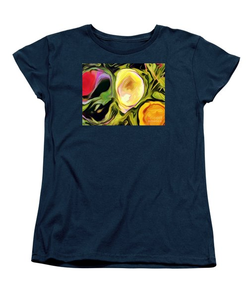 Women's T-Shirt (Standard Cut) featuring the photograph Three Sisters by Kathie Chicoine