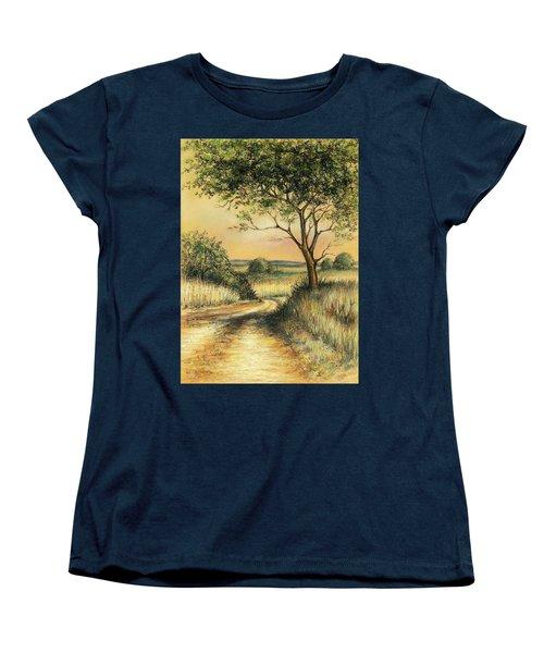 Bushveld Women's T-Shirt (Standard Cut) by Heidi Kriel