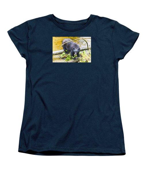 Busted Women's T-Shirt (Standard Cut) by Harold Piskiel