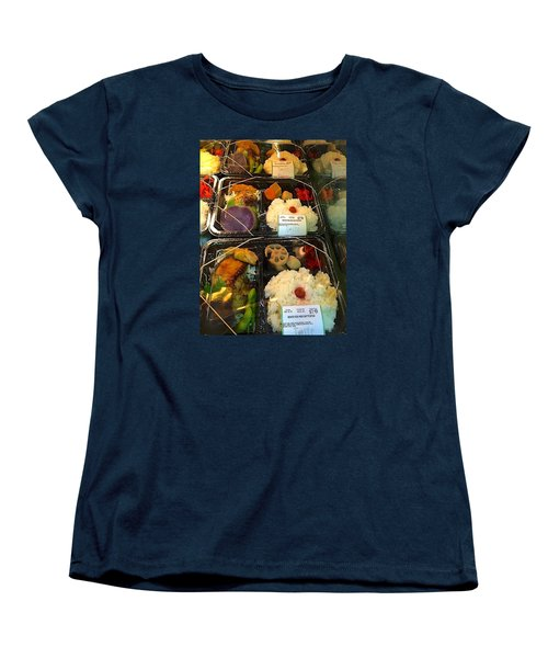 Butterfish Bento Box Women's T-Shirt (Standard Cut) by Brenda Pressnall