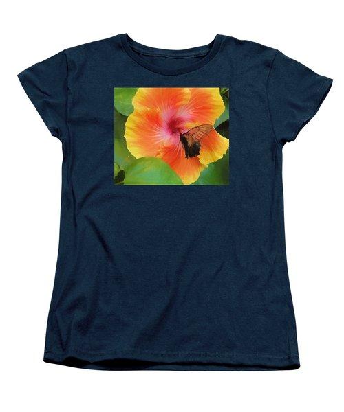 Butterfly Botanical Women's T-Shirt (Standard Cut)