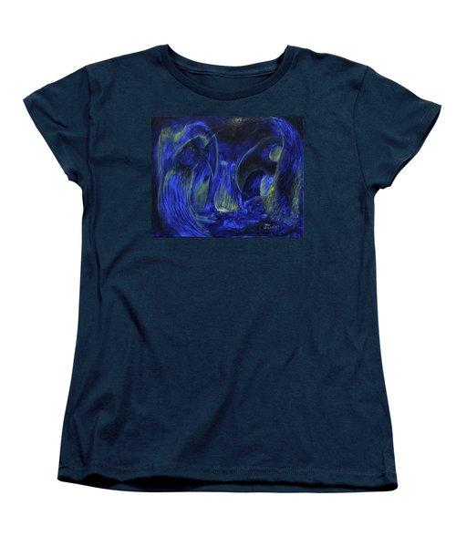 Buzzards Banquet Women's T-Shirt (Standard Cut) by Christophe Ennis