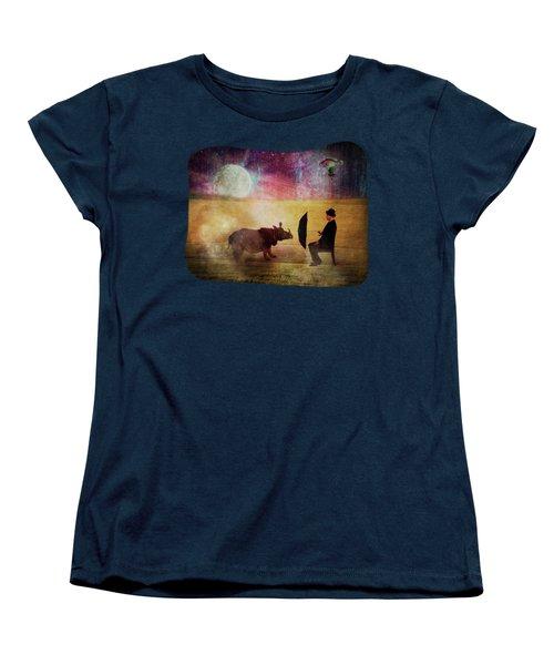 By The Light Of The Moon Women's T-Shirt (Standard Cut)
