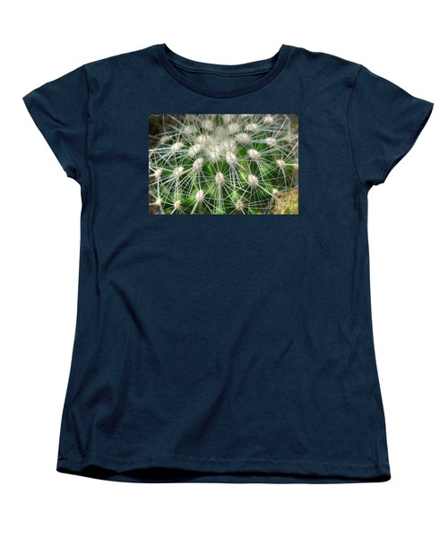 Women's T-Shirt (Standard Cut) featuring the photograph Cactus 1 by Jim and Emily Bush