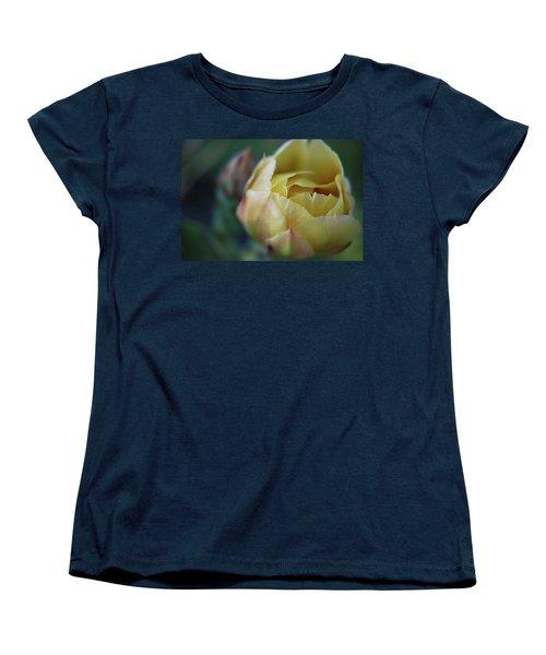 Cactus Beauty Women's T-Shirt (Standard Cut)
