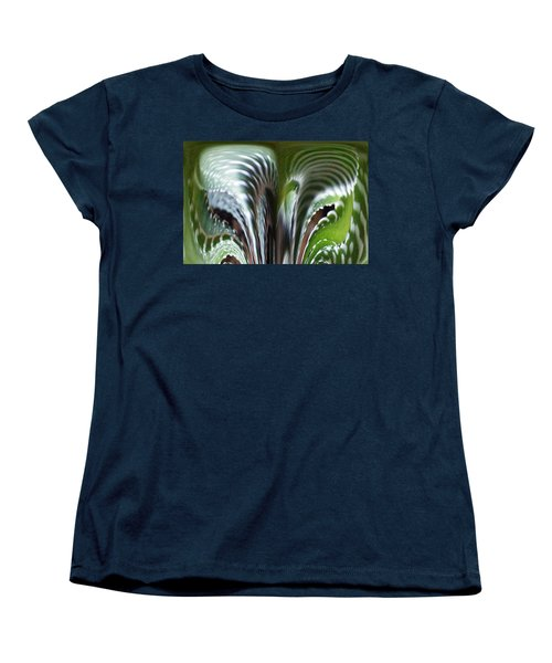Cactus Predator Women's T-Shirt (Standard Cut) by Barbara Griffin