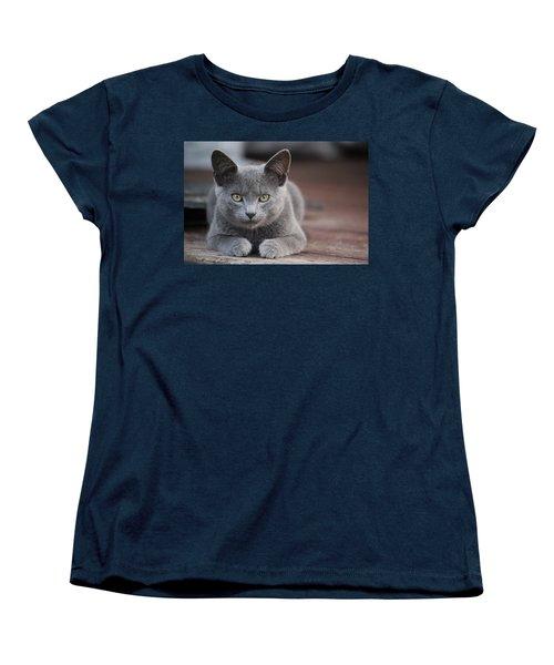 Caesar Women's T-Shirt (Standard Cut) by Rowana Ray