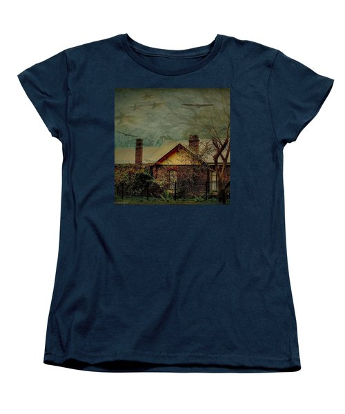 Women's T-Shirt (Standard Cut) featuring the photograph California Dreaming by Wallaroo Images