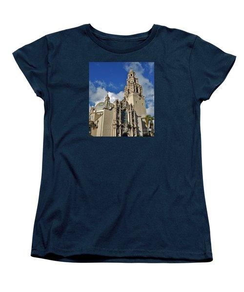 California Tower 2010 Women's T-Shirt (Standard Cut)