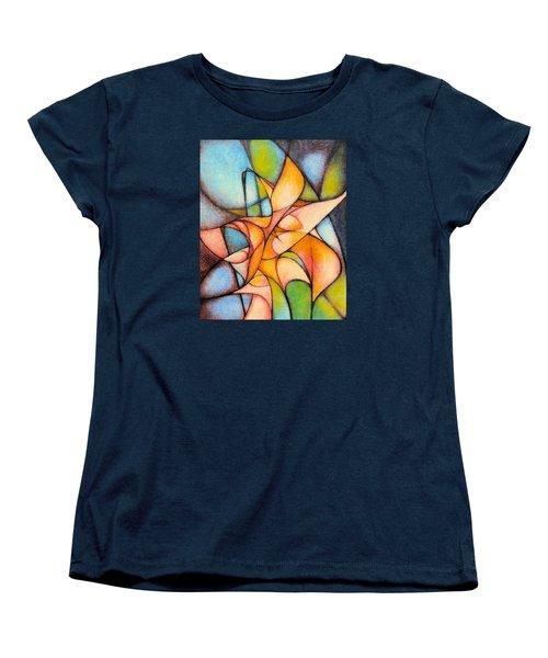 Calla Lillies Women's T-Shirt (Standard Cut)