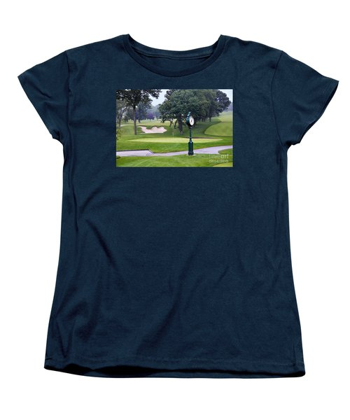 Camel Sand Trap In Medinah Women's T-Shirt (Standard Cut)