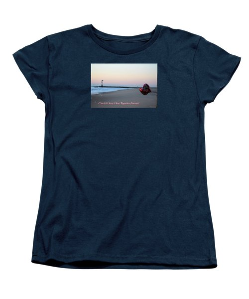 Can We Stay Here... Women's T-Shirt (Standard Cut)