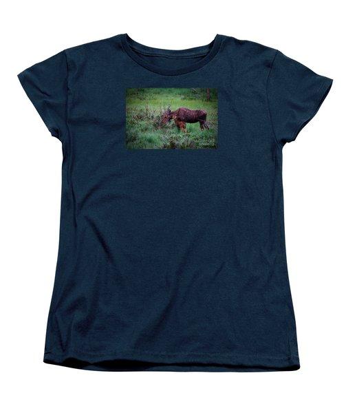 Can You Keep A Secret Women's T-Shirt (Standard Cut) by Sandy Molinaro