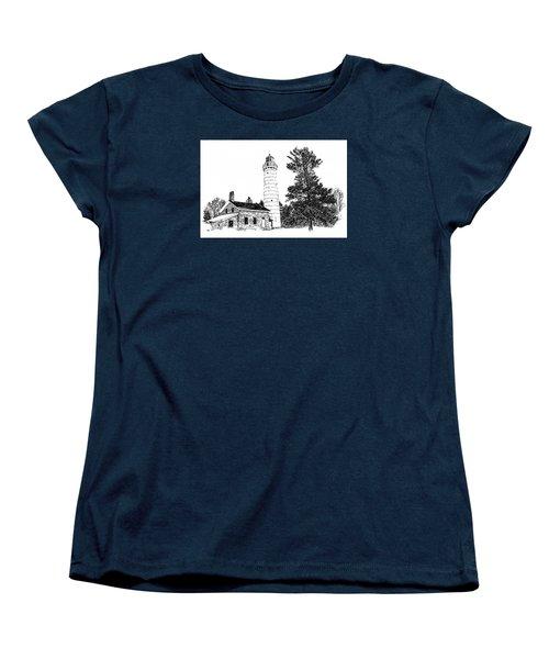 Cana Seldom Seen Women's T-Shirt (Standard Cut) by Jim Rossol