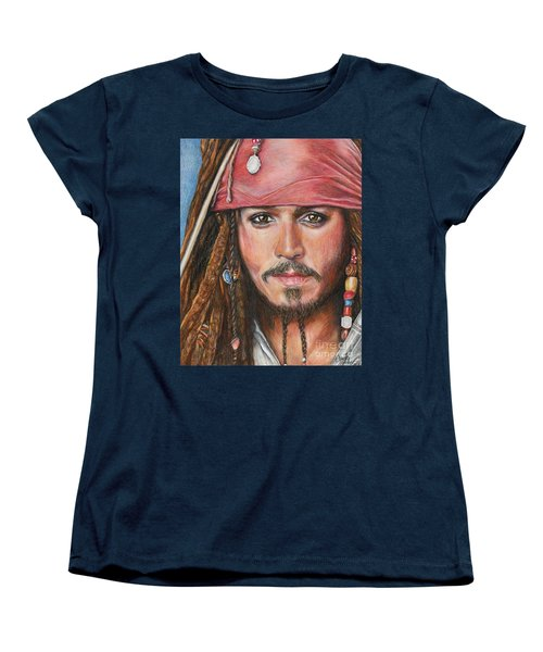 Captain Jack Women's T-Shirt (Standard Cut)