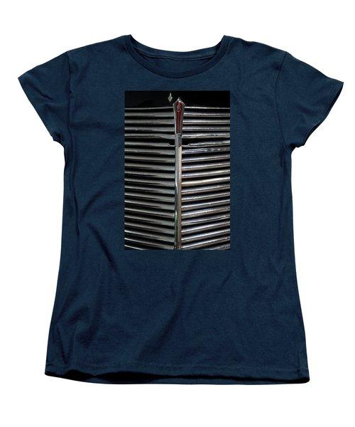 Car Radiator I Women's T-Shirt (Standard Cut) by Helen Northcott