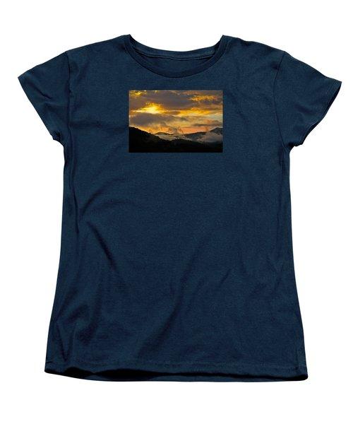 Carolina Sunset Women's T-Shirt (Standard Cut)