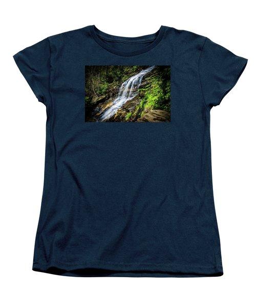 Cascade Falls Women's T-Shirt (Standard Cut)
