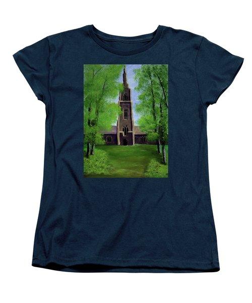 Cathedral Women's T-Shirt (Standard Cut)
