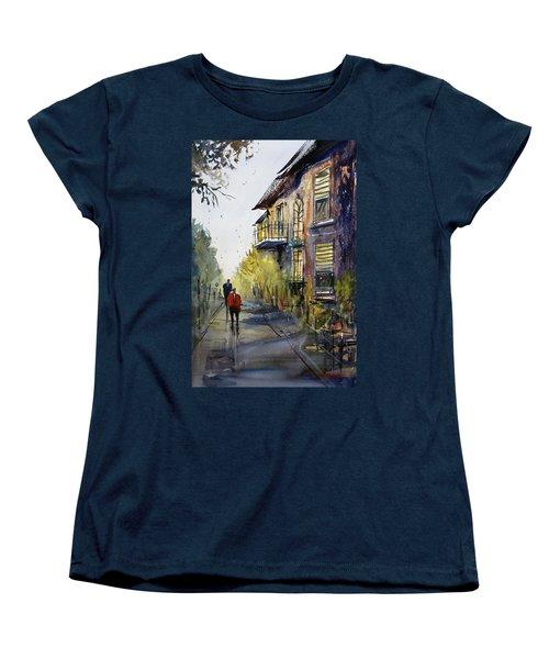Cedarburg Shadows Women's T-Shirt (Standard Cut) by Ryan Radke