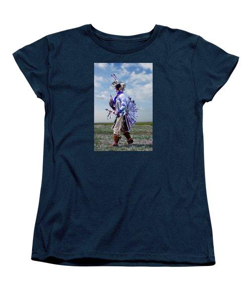 Celebrate The Dance Women's T-Shirt (Standard Cut) by Karen McKenzie McAdoo