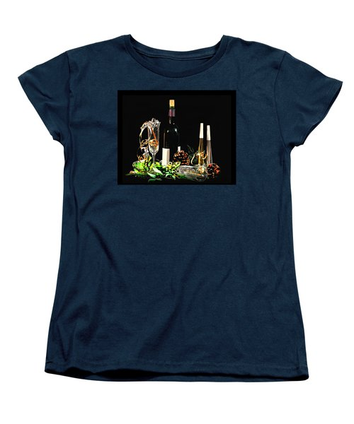 Women's T-Shirt (Standard Cut) featuring the photograph Celebration by Diana Angstadt