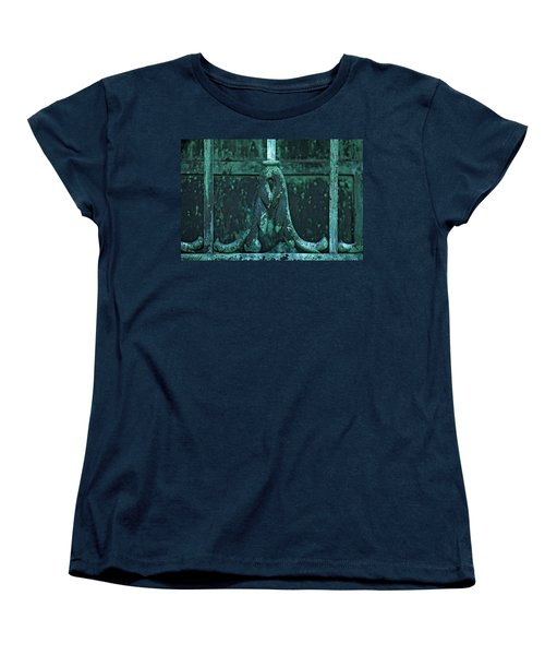 Women's T-Shirt (Standard Cut) featuring the photograph Certainty by Rowana Ray