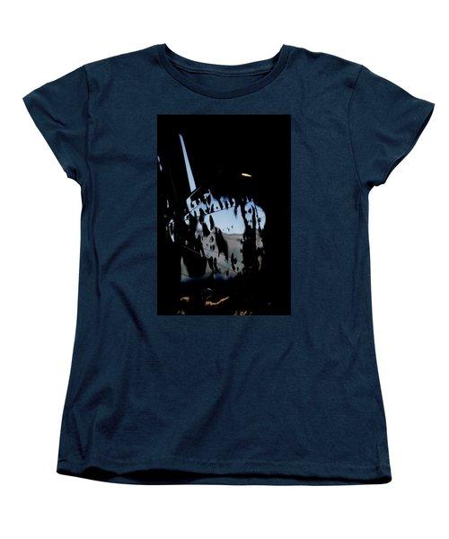 Women's T-Shirt (Standard Cut) featuring the photograph Cessna Art I by Paul Job