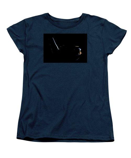 Women's T-Shirt (Standard Cut) featuring the photograph Cessna Art IIiv by Paul Job