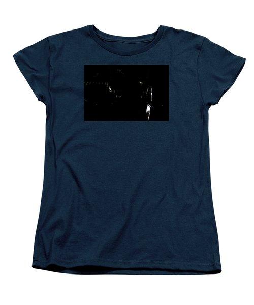 Women's T-Shirt (Standard Cut) featuring the photograph Cessna Views II by Paul Job