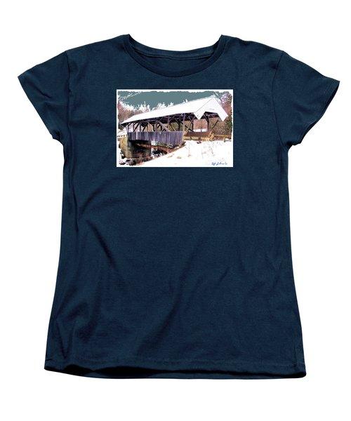 Chamberlain Bridge Women's T-Shirt (Standard Cut)