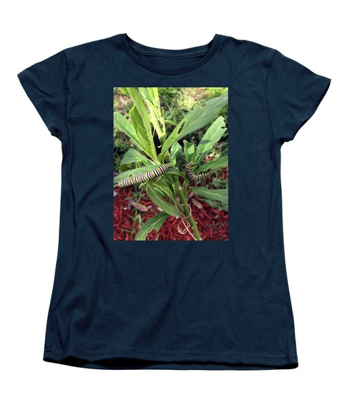 Change Is Coming Women's T-Shirt (Standard Cut) by Audrey Robillard