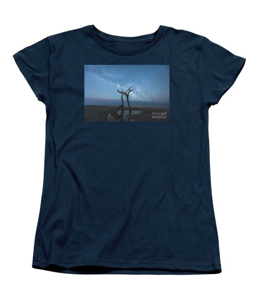Charleston Milkyway Women's T-Shirt (Standard Cut) by Robert Loe