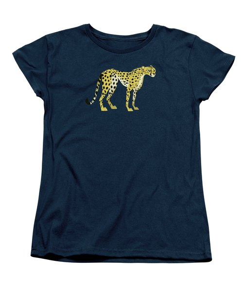 Cheetah Women's T-Shirt (Standard Cut) by Wild Kratts