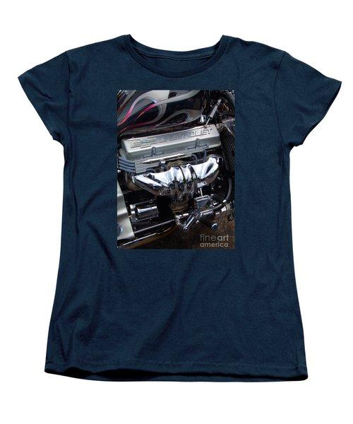 Chevrolet 400 Hp  Women's T-Shirt (Standard Cut) by Diane E Berry