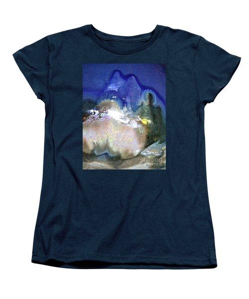 Women's T-Shirt (Standard Cut) featuring the photograph Chill Box by Xn Tyler