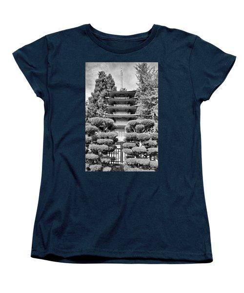 Golden Gate Park  Women's T-Shirt (Standard Cut) by Betty Pauwels