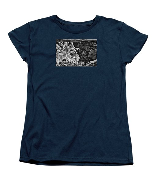 Women's T-Shirt (Standard Cut) featuring the digital art Chio Wohya by William Fields