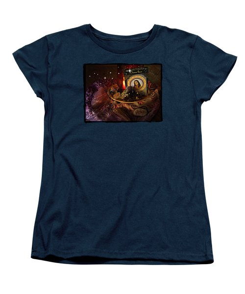 Choose Peace Women's T-Shirt (Standard Cut) by Bobbee Rickard
