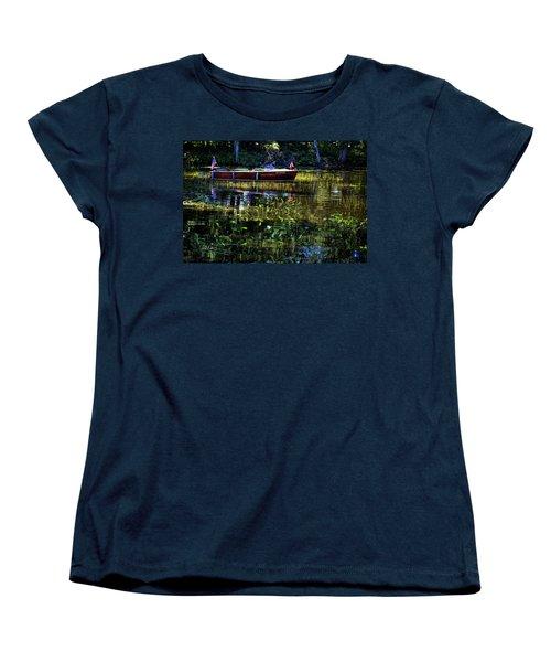 1958 Chris Craft Women's T-Shirt (Standard Cut) by David Patterson