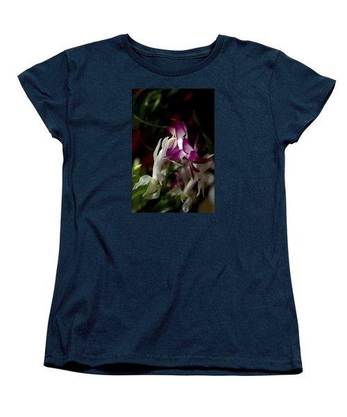 Christmas Cactus Women's T-Shirt (Standard Cut)