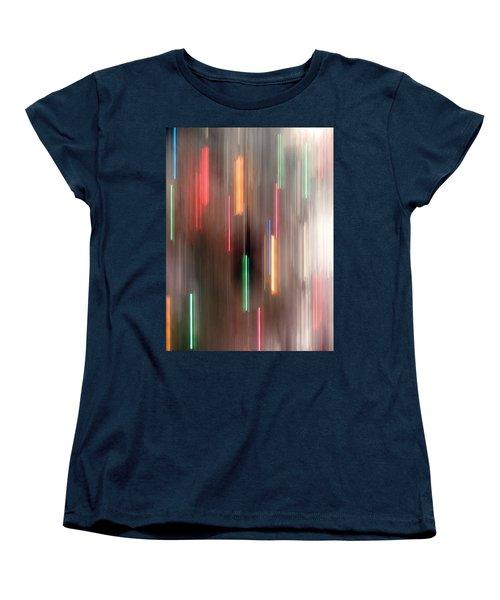 Christmas Season Women's T-Shirt (Standard Cut) by Allen Beilschmidt