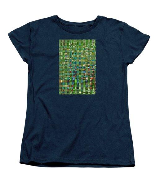 Women's T-Shirt (Standard Cut) featuring the photograph Chromosome 22 by Diane E Berry