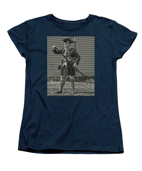 Citizen Soldier Women's T-Shirt (Standard Cut) by Stephen Flint
