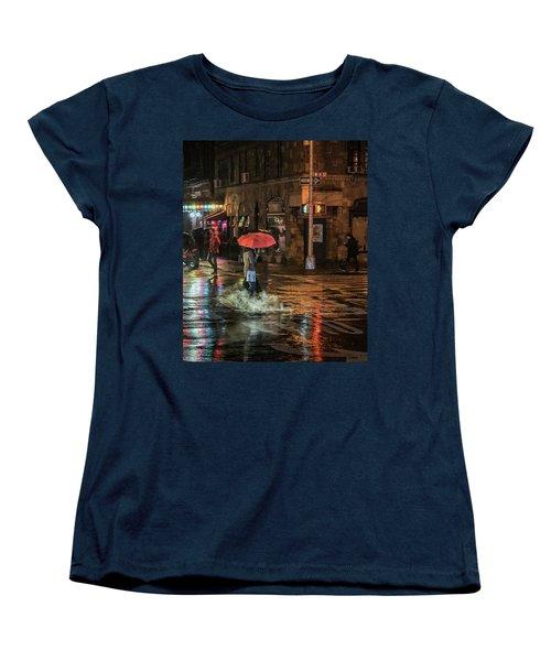 City Colors Women's T-Shirt (Standard Cut) by Jeffrey Friedkin