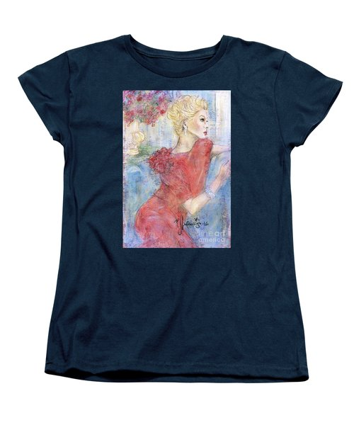 Classic Beauty Women's T-Shirt (Standard Cut) by P J Lewis